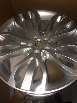 2017 Brand New Range Rover Sport Rims (4) for Sale in Leesburg, VA