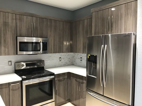 kitchen cabinets acrylic doors for sale in hialeah, fl
