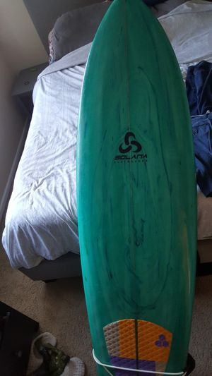 Surfboard, Quad Fish. for Sale in Carlsbad, CA