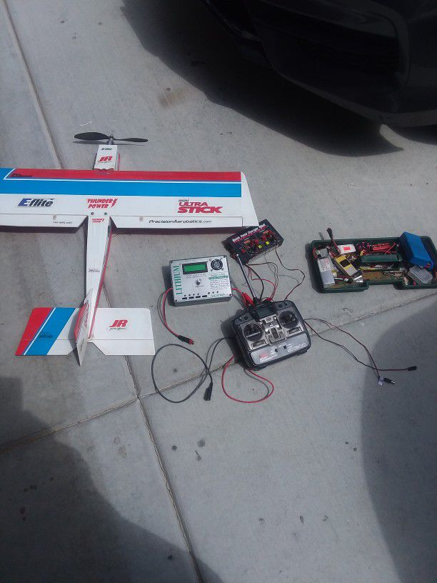 Rc Radio And Charger's