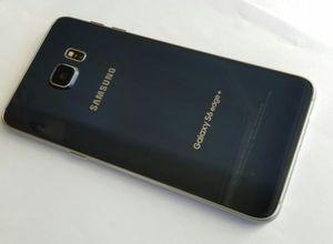 Factory unlocked, Samsung Galaxy S6 Edge plus, Great Condition for Sale in Arlington, VA