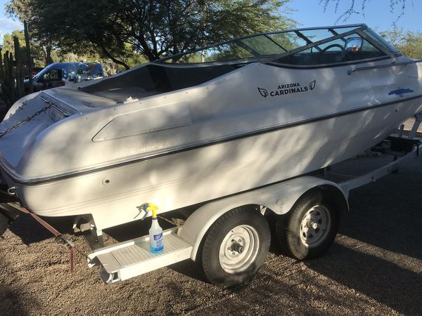 1990 chaparral v8 305 chevy willing to trade or cash
