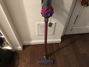 Dyson V6 vacuum with docking mount. for Sale in Rockville, MD