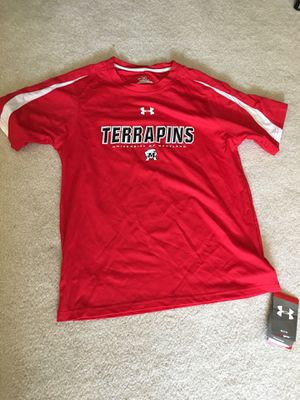 New with tags boys large underarmour heat gear shirt for Sale in Potomac, MD