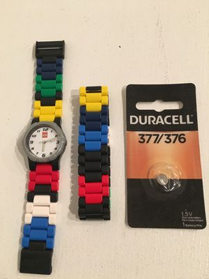 LEGO Unisex Watch for Sale in Kensington, MD