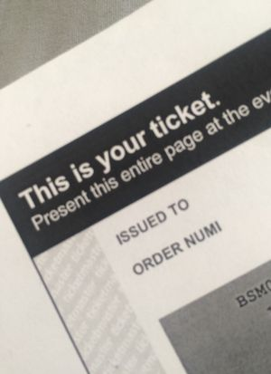 TONIGHT!!! 2/26 TWO NONAME GYPSY CONCERT TICKETS for Sale in Columbus, OH