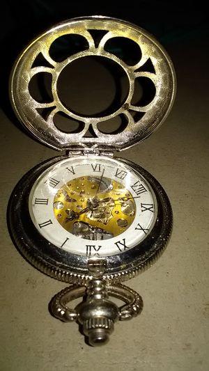 Photo Vintage pocket watch