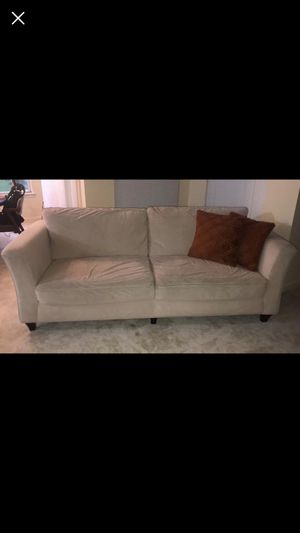 Beige Sofa and Chair Set for Sale in Sully Station, VA