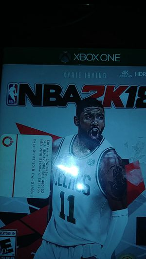 NBA2k18 for Sale in Las Vegas, NV