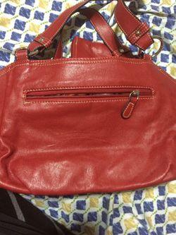 Red handbag Thumbnail