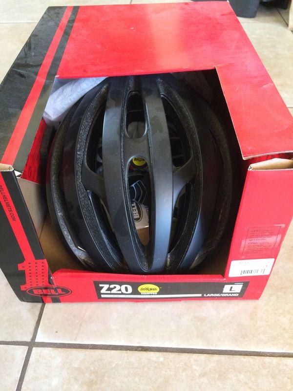 Bell Z20 MIPS Helmet - Large for Sale in Chandler, AZ - OfferUp