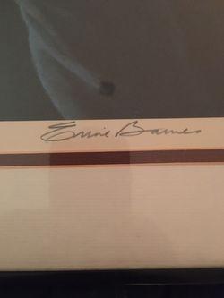 Ernie Barnes painting Thumbnail