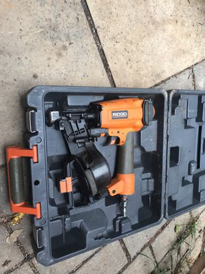 Ridged Roofing nail gun for Sale in Gaithersburg, MD