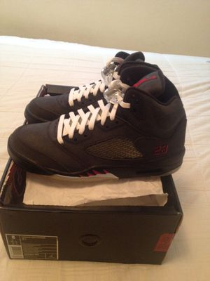 68332ba2a4f71c Brand new size 8.0 raging bulls Jordan 5 trade or sale. for Sale in Pacifica