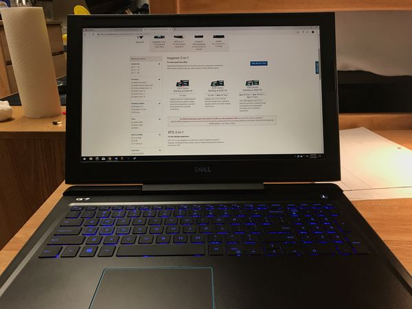 Dell G7 Gaming Laptop for Sale in North Charleston, SC - OfferUp
