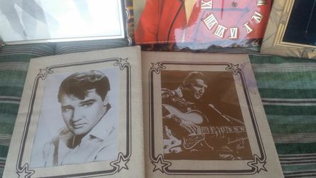 Elvis Presley collection Thumbnail