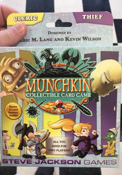 Munchkin game Thumbnail