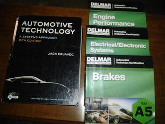 Mechanic books Thumbnail