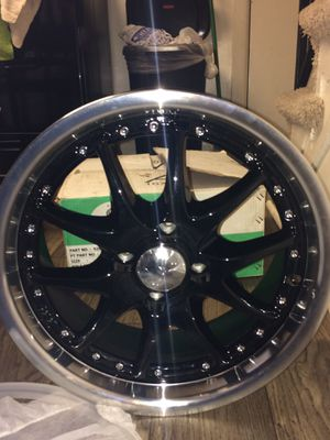 Rims for sale! 4lugs for Sale in Germantown, MD