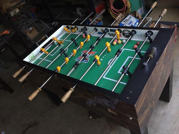 Tornado Foosball Table Mesa De Futbolito For Sale In