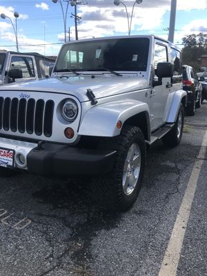 2013 Jeep Wrangler RED SEATS - AMAZING PRICE for Sale in New Carrollton, MD