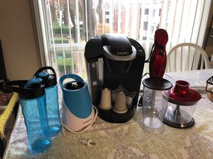"""Start your morning right"" kitchen appliance essentials for Sale in Gaithersburg, MD"