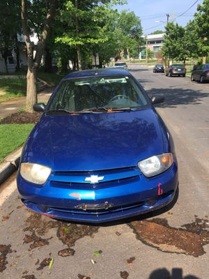 Selling my 2003 Chevy cavalier for 1,300. for Sale in Washington, DC