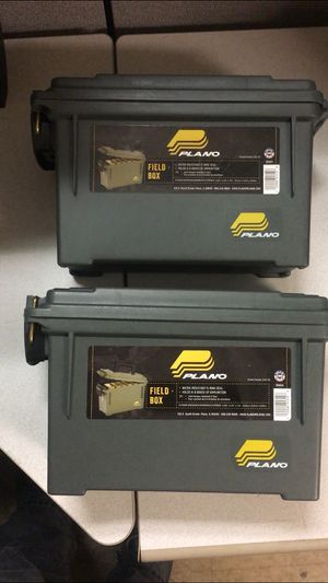 Ammo Boxes for Sale in Frederick, MD