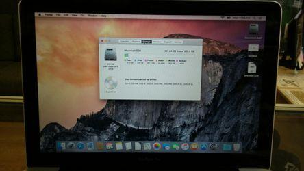 2009 Macbook Pro mid 2009 13 inch 2.26GHZ w/ Russian keyboard Thumbnail