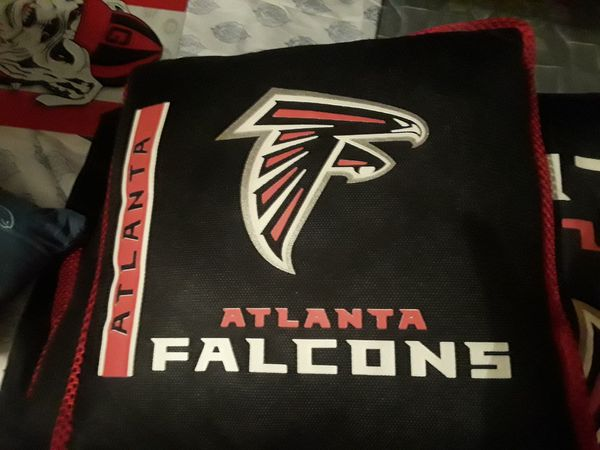 Atlanta Falcon Comforter set and pillow for Sale in Augusta, GA