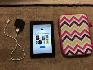 Amazon Kindle fire HD for Sale in Sterling, VA