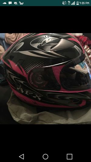 Afx girls riding helment for Sale in Las Vegas, NV