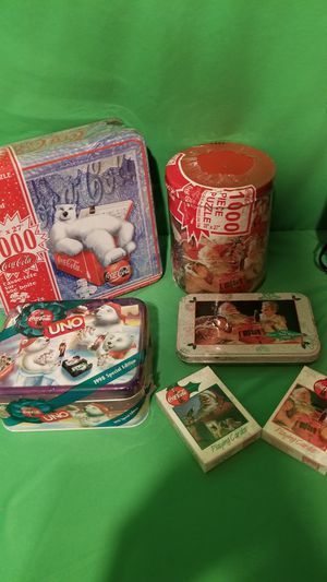 NEW & UNOPENED COCA-COLA FAMILY GAME NIGHT for Sale in Beaumont, CA