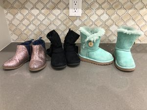 f55b80332a8 New and Used Toddler ugg boots for Sale in Sun City, AZ - OfferUp