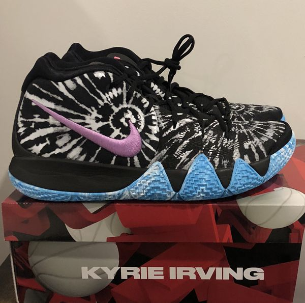 release date 5722a 38139 Kyrie 4 All-Star 2018 size 11 for Sale in Orchard Park, NY - OfferUp