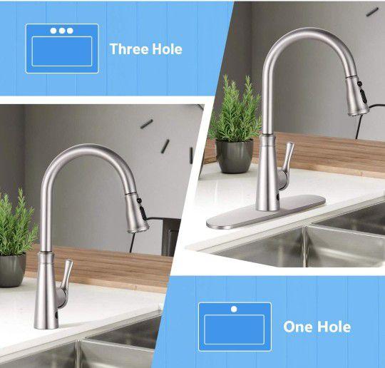 Dalmo Kitchen Sensor Faucet