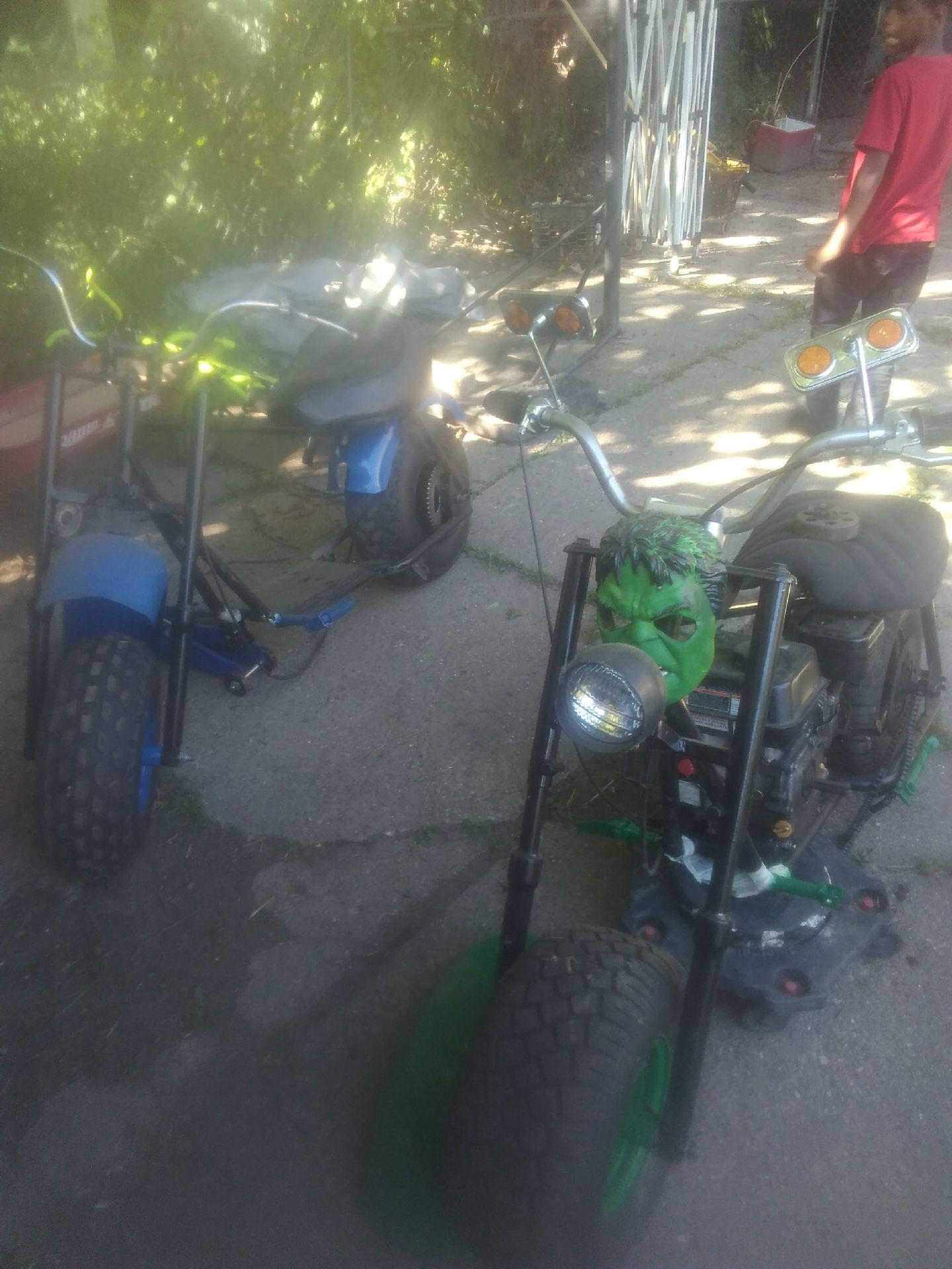 Bajas rollers 300 each