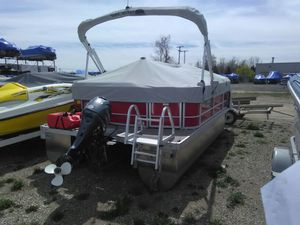 New And Used Pontoon Boats For Sale In Lansing Mi Offerup