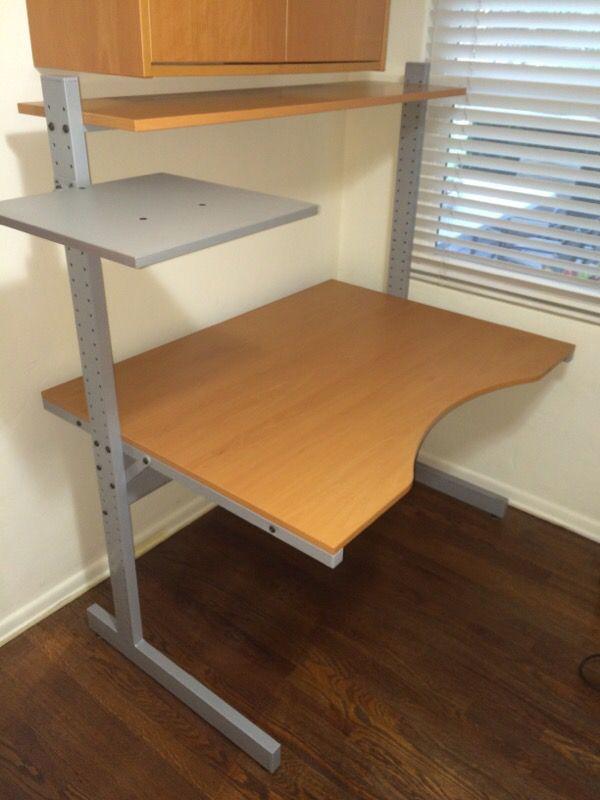 Ikea Er Desk For In San Go, Beech Desk Ikea