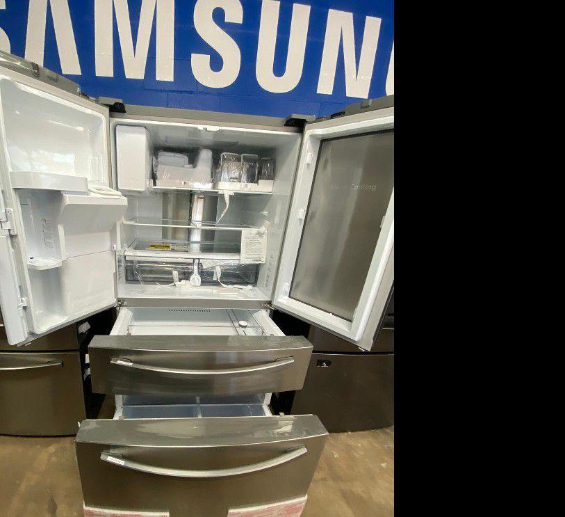 Brand new Samsung 4 doors Refrigerator. Low Price!