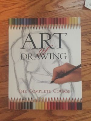 Art of drawing book for Sale in Los Angeles, CA