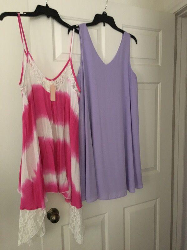 Maternity Dresses L-XL but fit like L