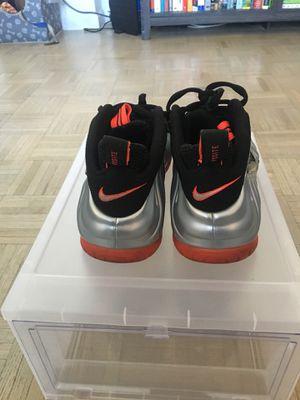 "d4f7c9b6609 Nike Air Foamposite Pro ""Crimson"" Size 10 w  Clear Shoe DropBox for Sale in  New York"