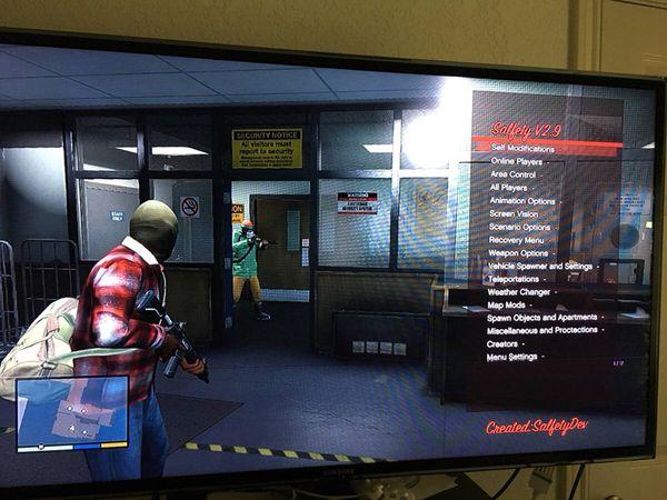 Jailbroken PS3 GTA 5 MW3 BO2 GHOSTS mod menus for Sale in Arlington, TX -  OfferUp