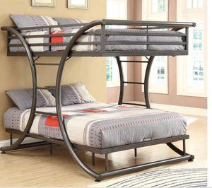 Full / FULL METAL BUNK BED for Sale in Hialeah, FL