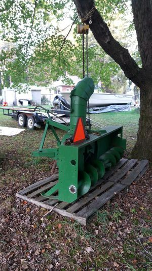 7ft snowblower for Sale in OH, US