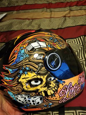 Motorcycle helmet for Sale in MONTGOMRY VLG, MD