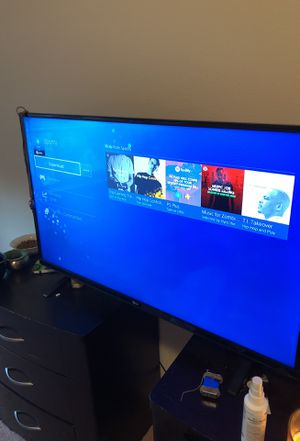 """40"""" LG LED tv for Sale in Renton, WA"""