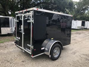 2019 5x8 Cynergy Cargo Advanced Enclosed Trailer for Sale in Tampa, FL