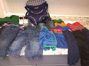 Coat , Baby Clothes & Pair Shoes for Sale in Detroit, MI